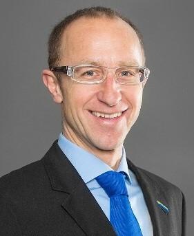 Präsident des ÖFV, Dkfm. Andreas Haider